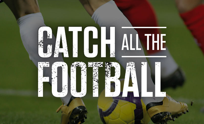 Watch Football at The Hole in the Wall