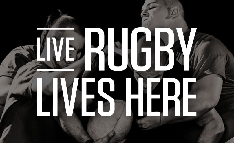 Watch Rugby at The Hole in the Wall