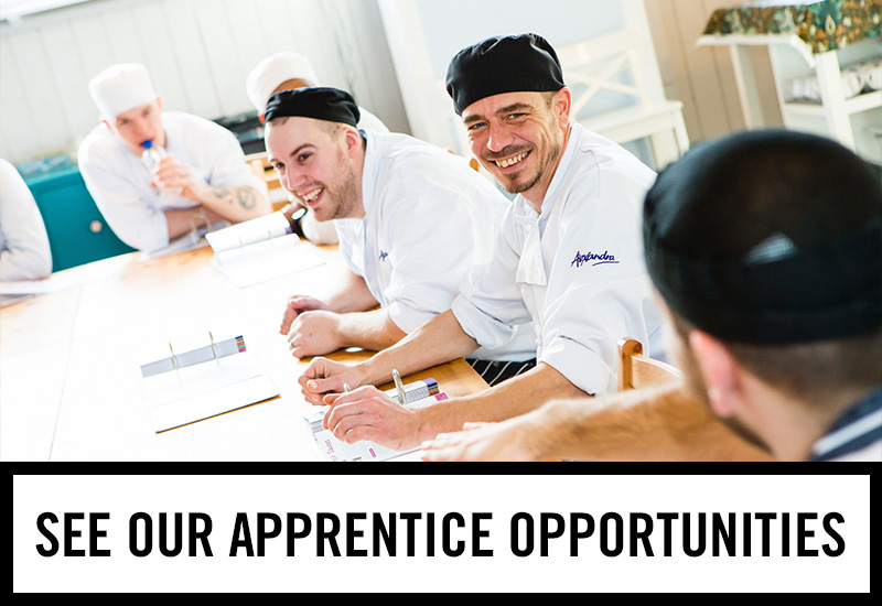 Apprenticeships at The Hole in the Wall