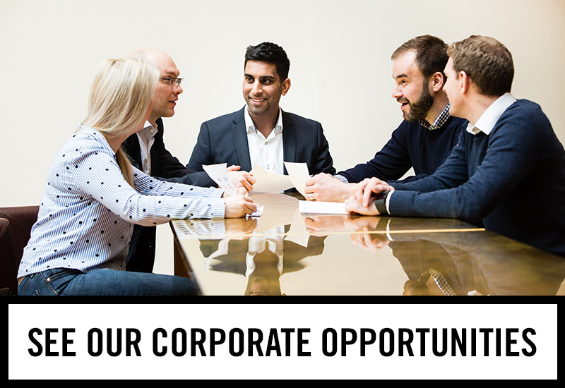 Corporate opportunities at The Hole in the Wall