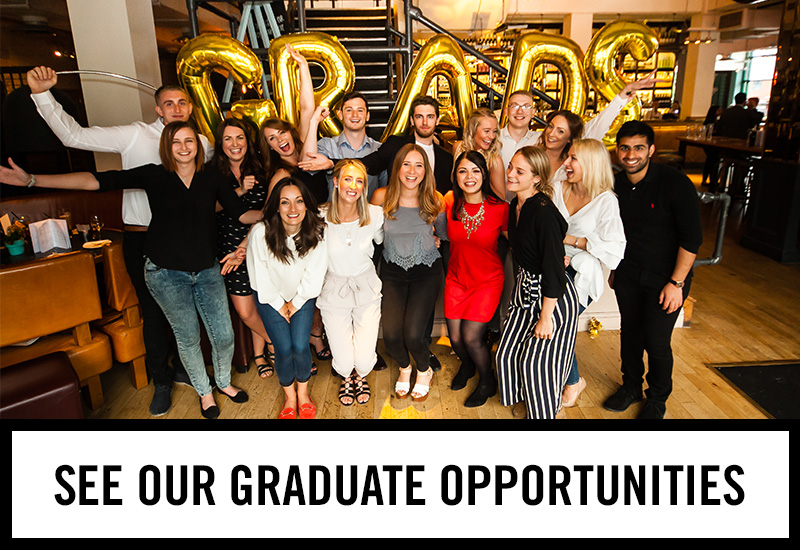 Graduate opportunities at The Hole in the Wall