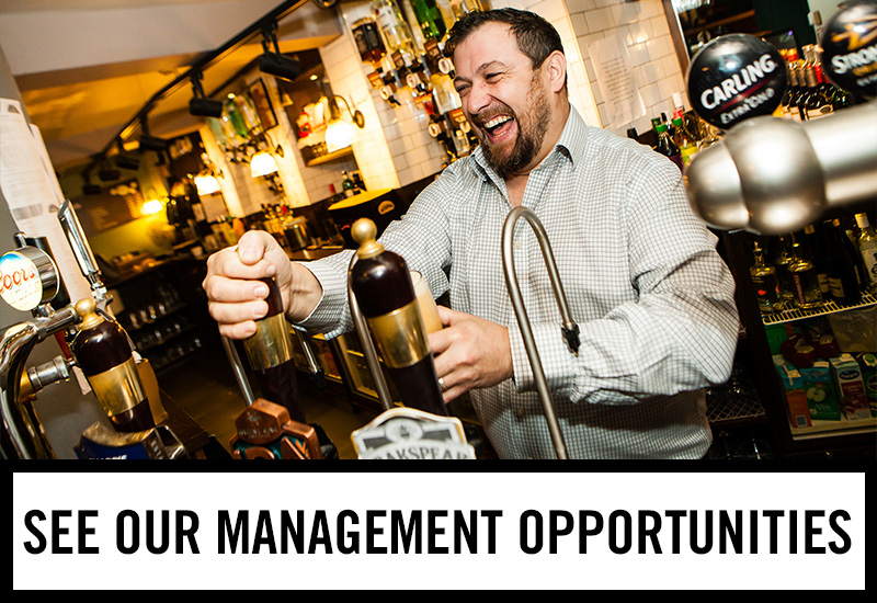 Management opportunities at The Hole in the Wall