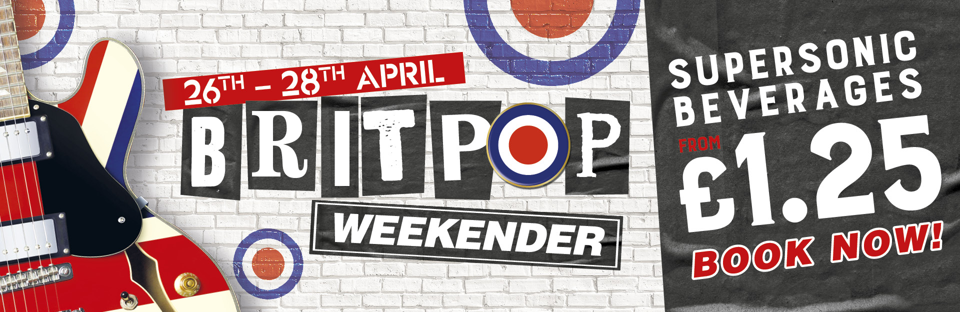 Britpop Weekender at The Hole in the Wall